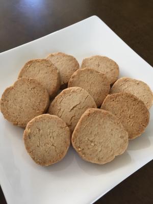 グルテンフリー クッキー レシピ