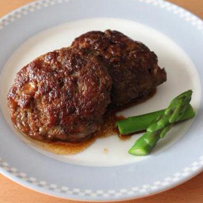 カゼインフリー 豆腐ハンバーグ